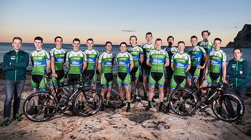 70d28b17a Irish riders Sean McKenna