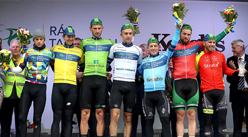 2018 Ras Tailteann Stage 2 Results