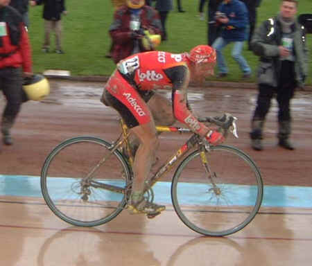 Paris Roubaix Cycling Race